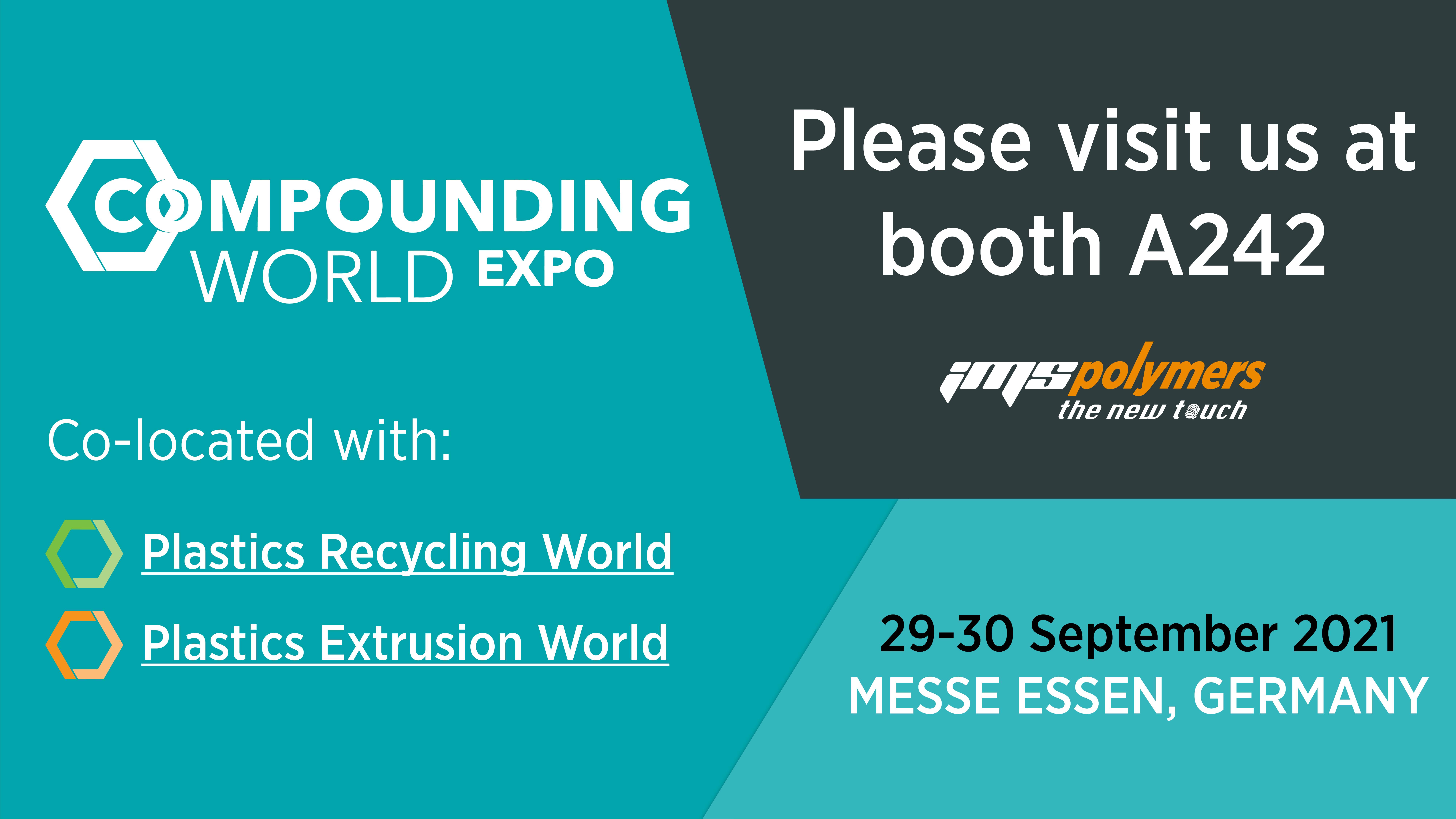 Compounding World Expo 2021
